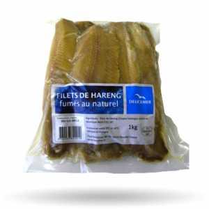 Filet de Hareng 1 KG