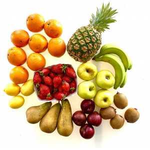 Panier 5 Fruits