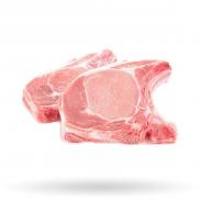 Côte de porc 1KG